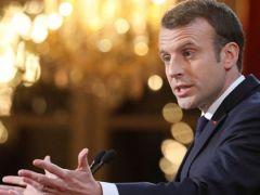 Macron'dan ABD, İsrail ve Suudi Arabistan'a